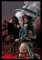 Grimm Fairy Tales Tales Of Terror #5 A