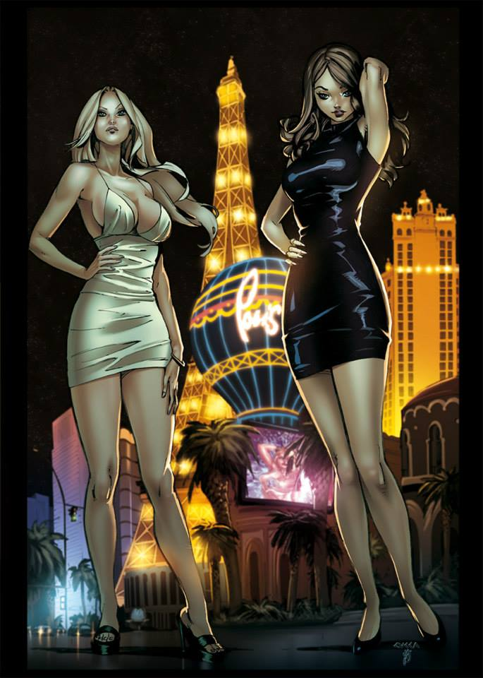 Grimm Fairy Tales Goddess Inc #3 cover C by Yleniadn86