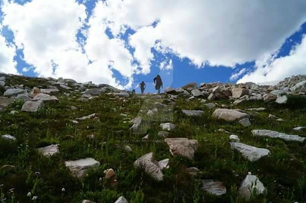 The Climb by AmateurExpert92