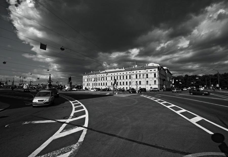 The turn by artdmitry