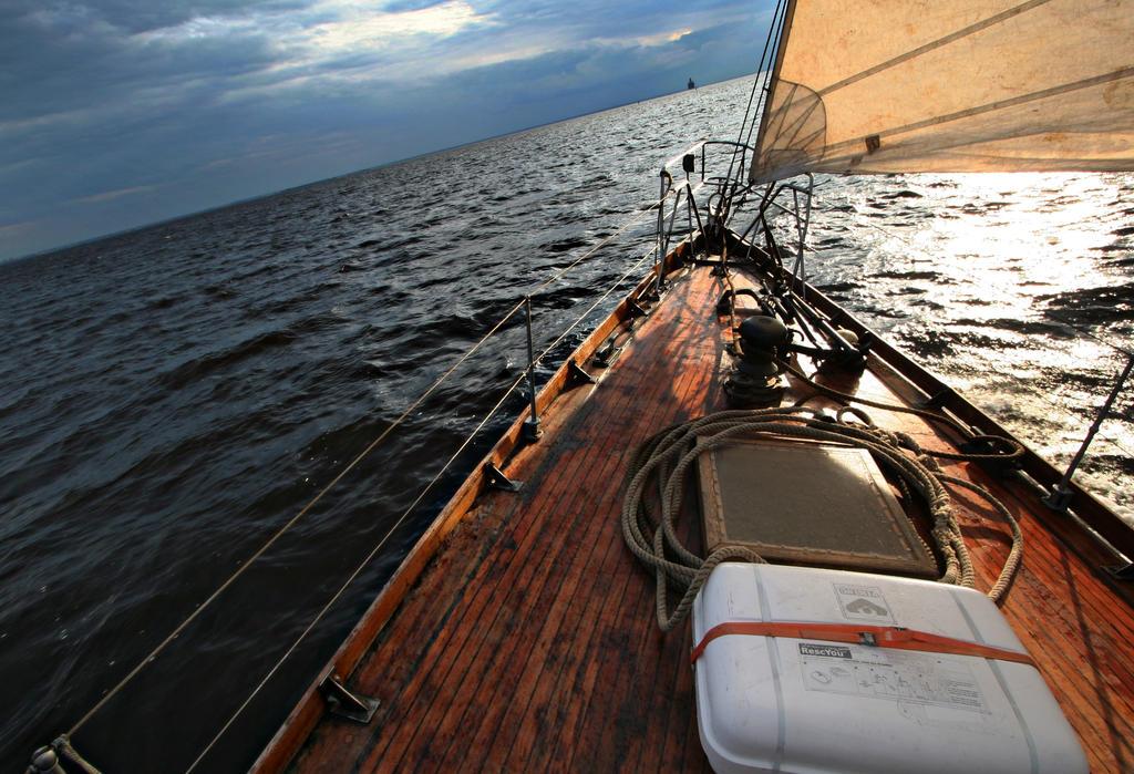The Gulf of Finland - II by artdmitry