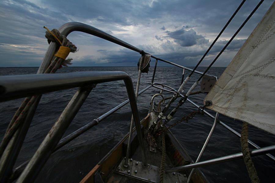 The Gulf of Finland - III by artdmitry