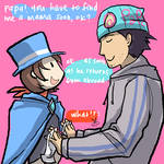 trucy wants a mom