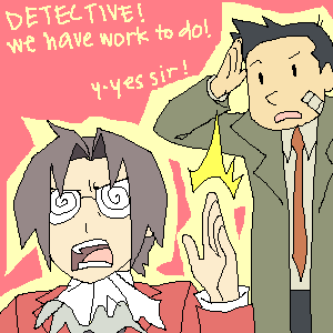 ACE PROSECUTOR by Blue-Fox