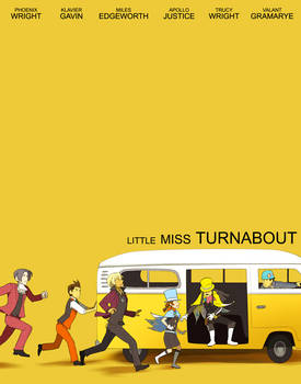little miss turnabout