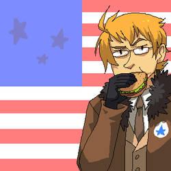 america fuck yeah by Blue-Fox