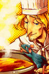 anyone can cook by Blue-Fox