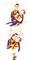 erik is the worst boyfriend by Blue-Fox