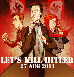 LET'S KILL HITLER by Blue-Fox