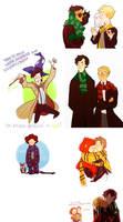 gotta get back to hogwarts