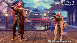 [MOD] Poison - Summer Fun Outfit