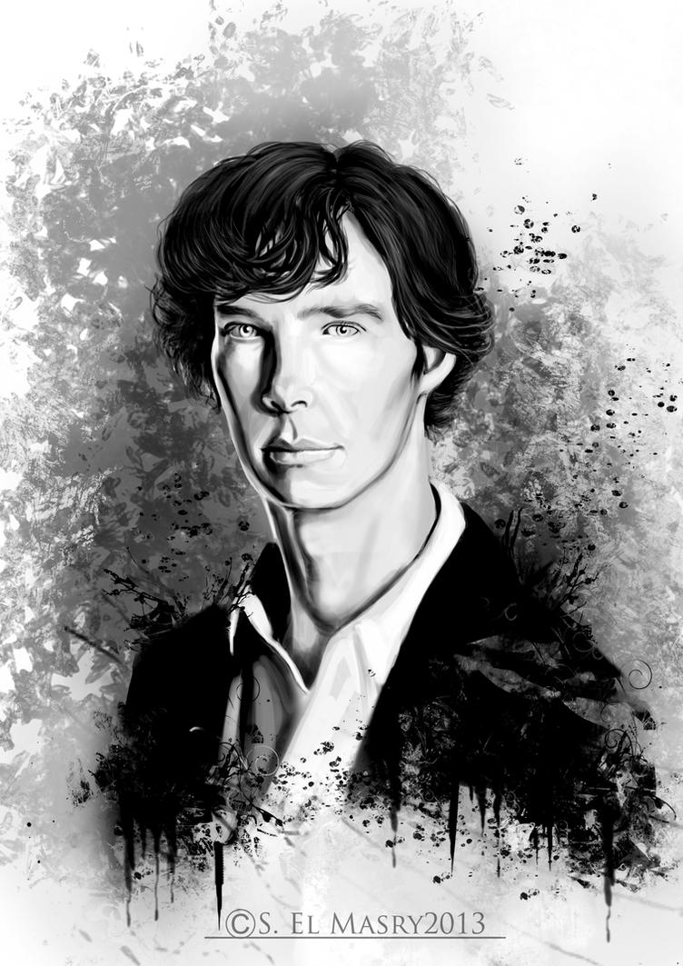 Sherlock Holmes by Noosha77