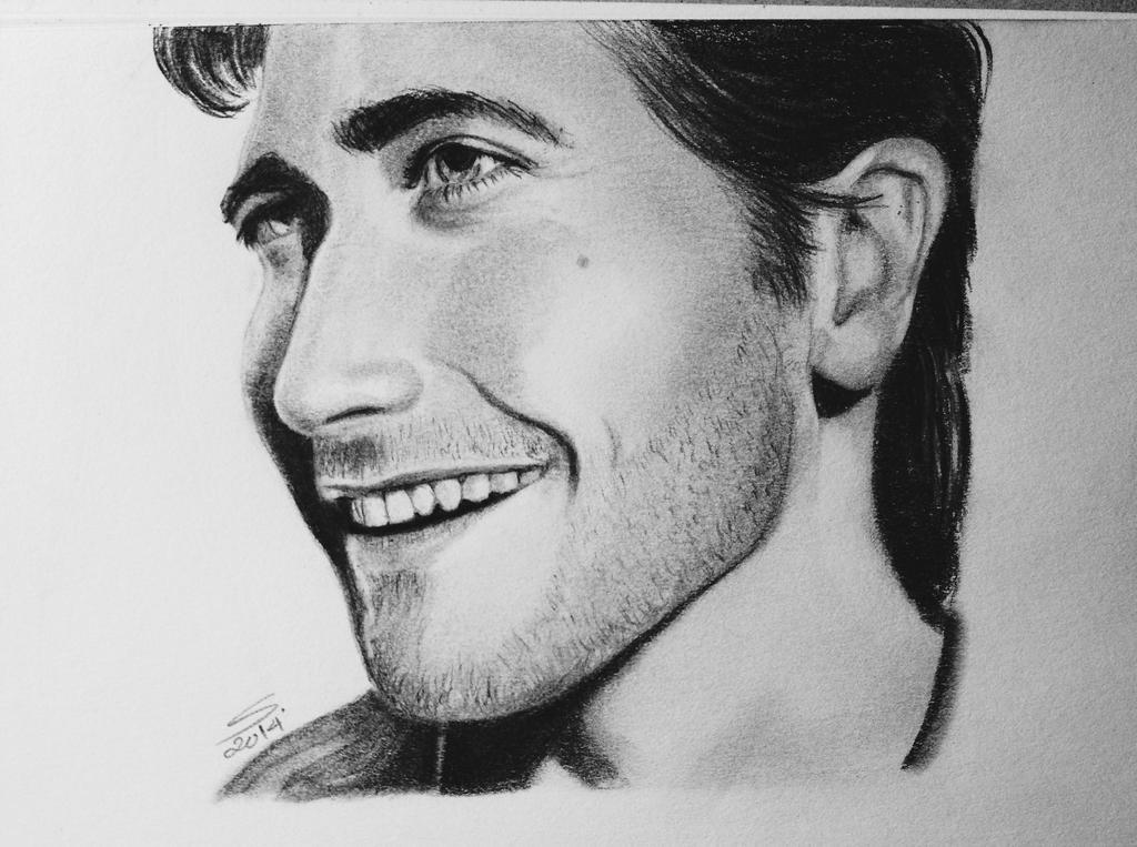 Jake Gyllenhaal by Noosha77