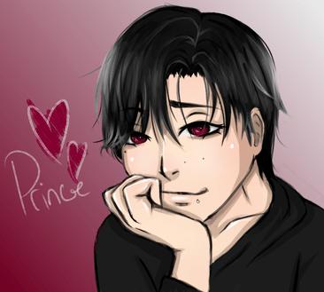 Prince - Art Trade by QuelleTragedie