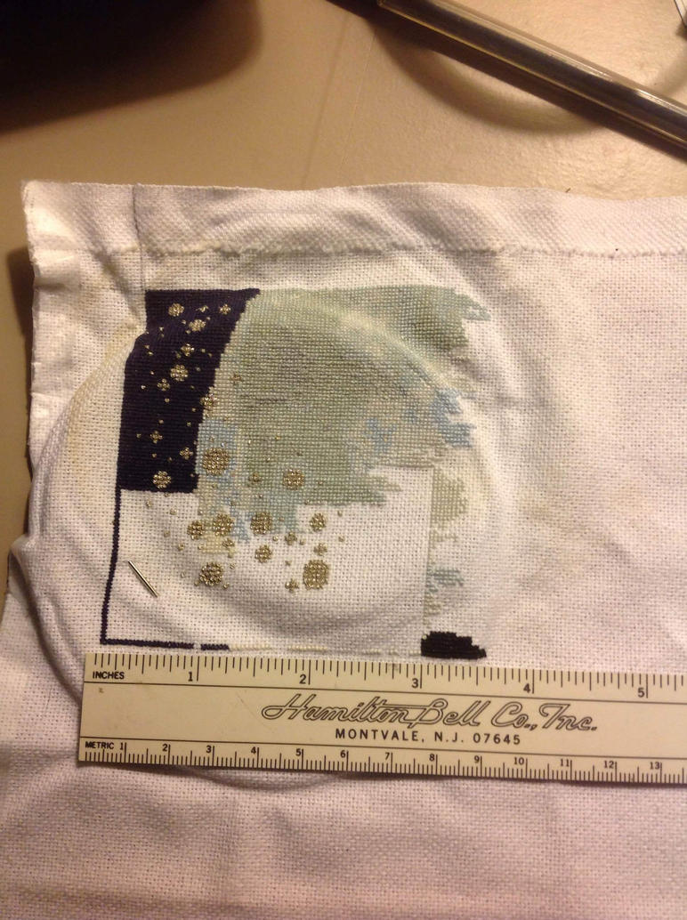 Gothic Moon - re-redux by Scienceandart