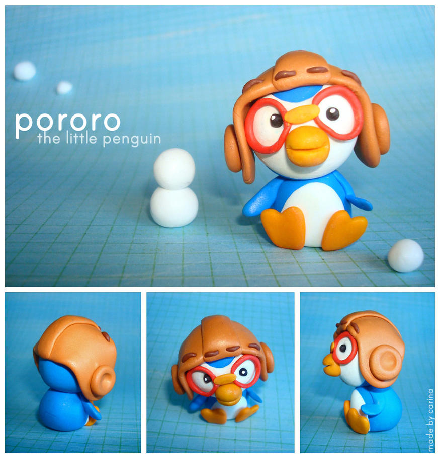 Pororo by carinat on deviantart pororo by carinat altavistaventures Image collections
