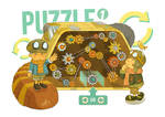 Puzzle No. 1: Cogs by CarinaT