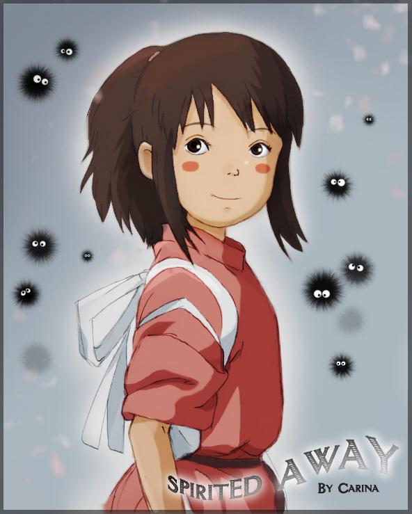 Chihiro - Spirited Away by CarinaT on DeviantArt