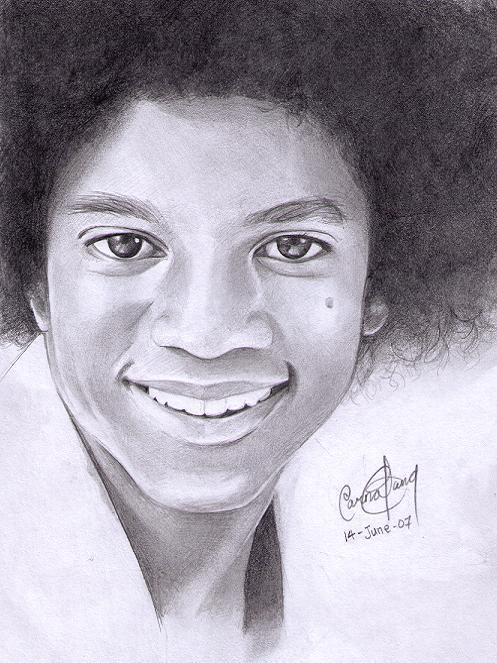 Michael Jackson - Beautiful by CarinaT
