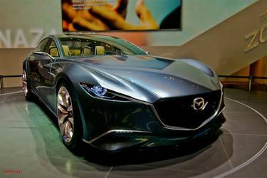 Mazda by DerStrahl