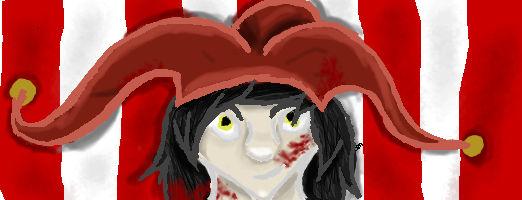 Evil Jester (color)
