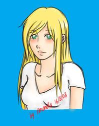 Soft Blonde by Manjimaru