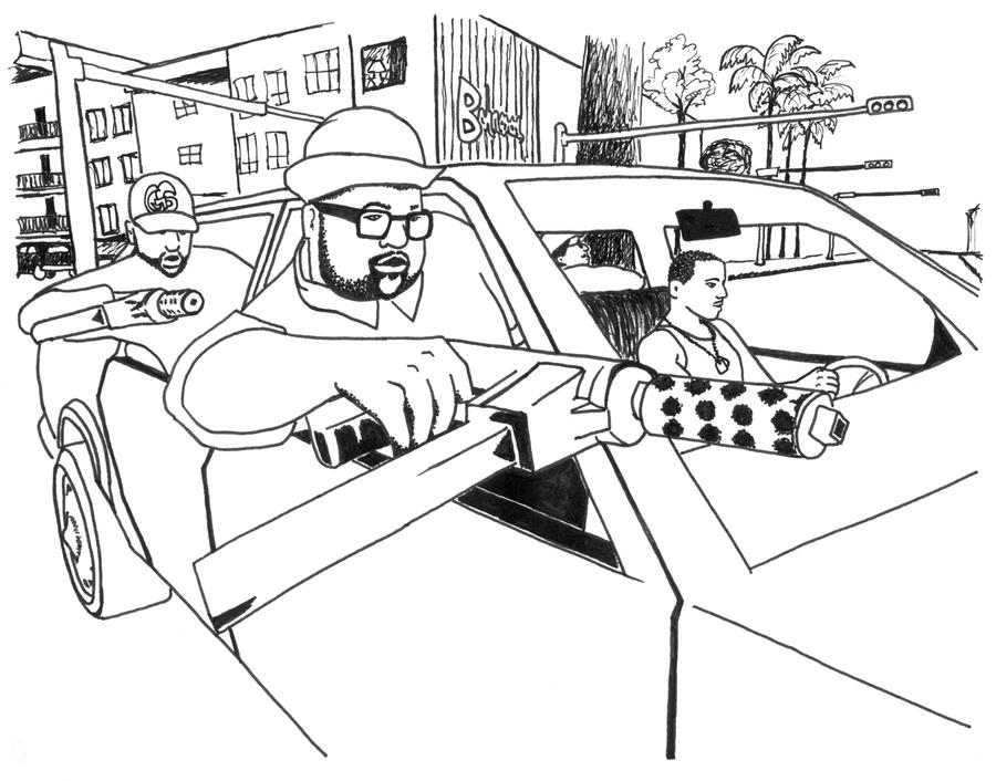 gta v coloring pages