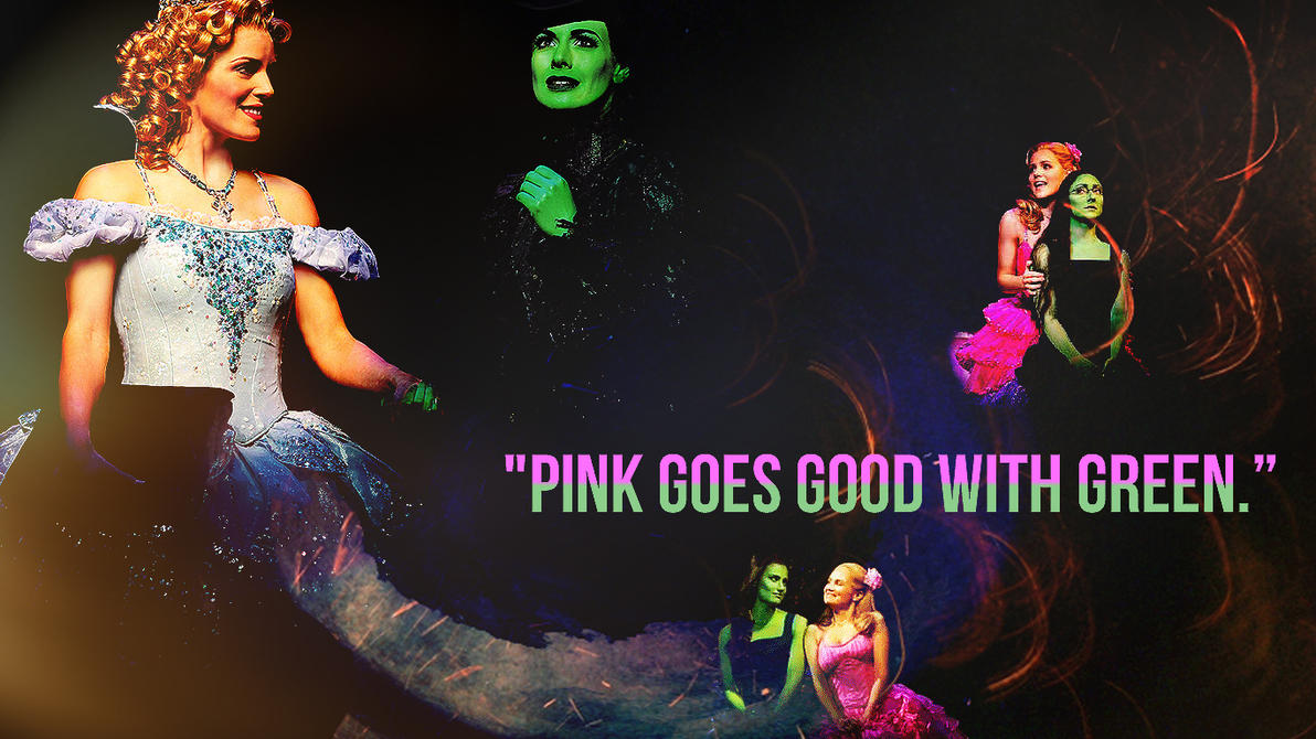 What Color Goes Good With Pink pink goes good with greenthropp on deviantart