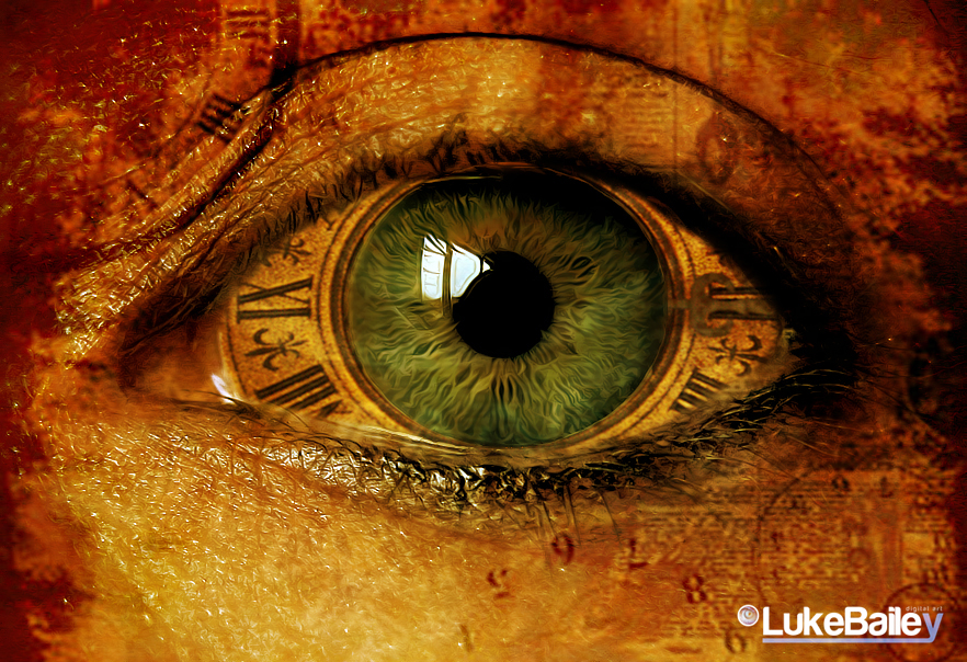 steampunk wallpaper eye - photo #5