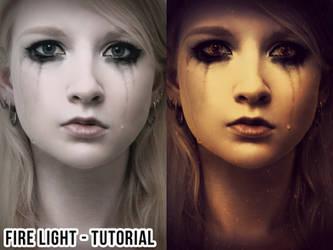 Fire light tutorial