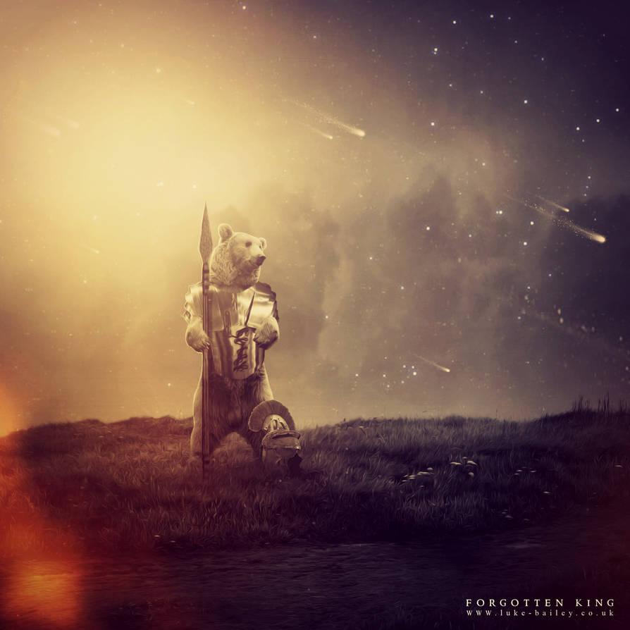 Forgotten King by LB-digital