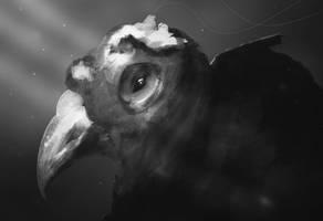 Mystical Creature - Study