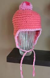 Crochet hat by Sifera