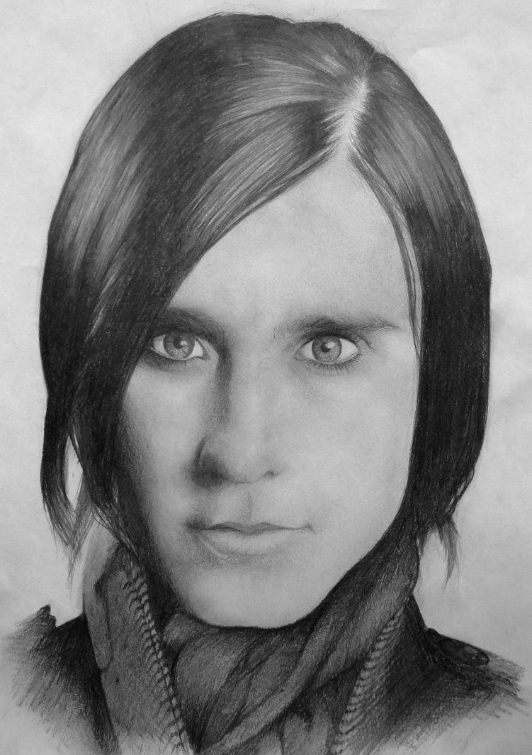 Jared Leto by Sapfirra