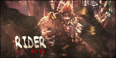 Rider by BielBTB