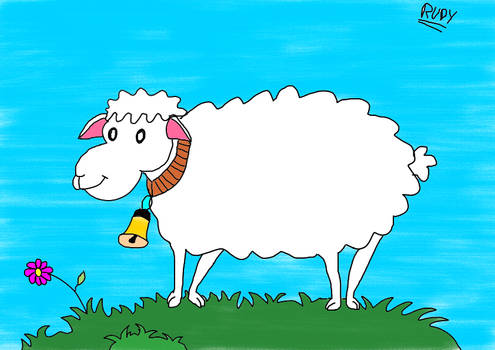 sheep color