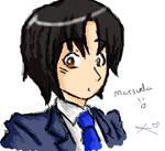 DN: Matsuda doodle