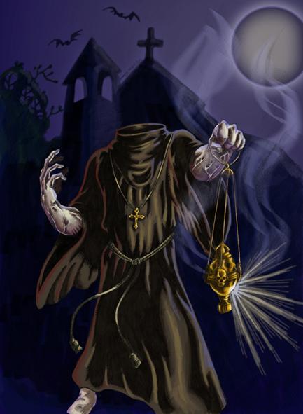 El Padre sin Cabeza by daborien