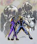 Stelthman contest color