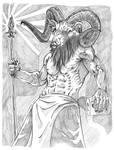 Goat priest