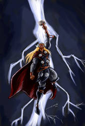 Thor speed paint