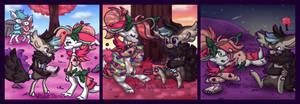 Mercy x Tobias - Soulmate Trial by VioletDanka