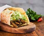 Tacos' Mexican Burrito