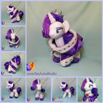 Rarity as Princess Platina