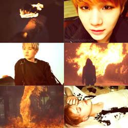 El Dorado - Suga Fire Collage