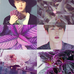 El Dorado - Jin Flower Collage