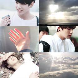 El Dorado - Jungkook Light Collage