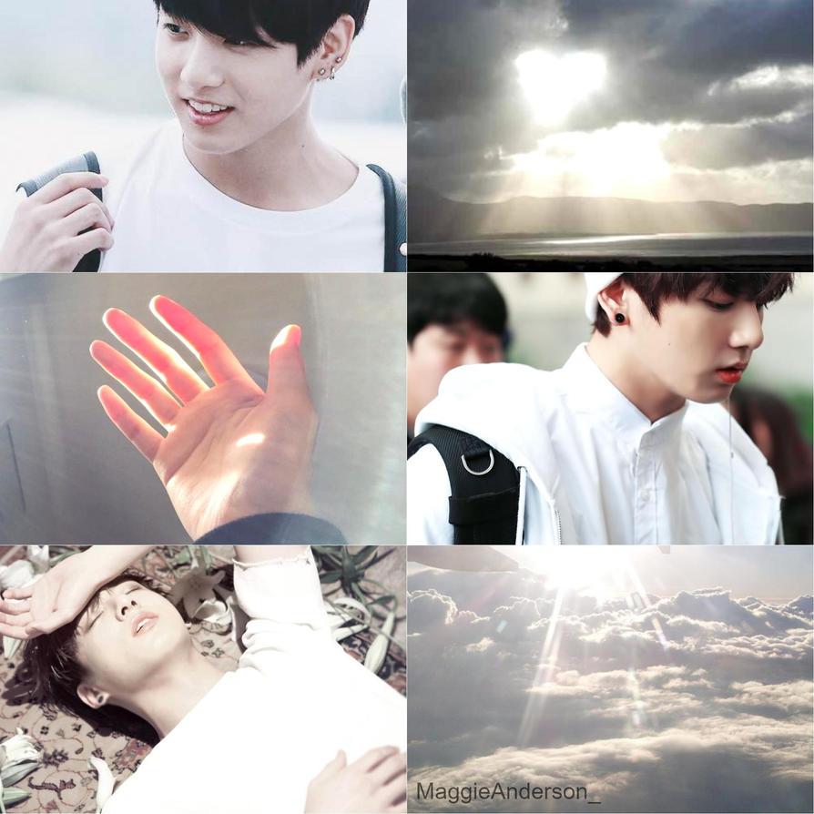 El Dorado - Jungkook Light Collage by LoveEzreal