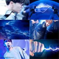 El Dorado - Hoseok Electric Collage