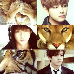 El Dorado - V Animal Collage 2